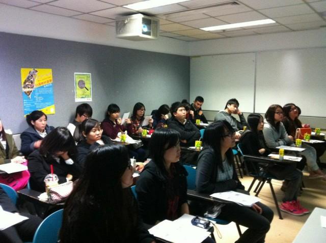 香港城市大學 - 「反轉食品標籤工作坊」
