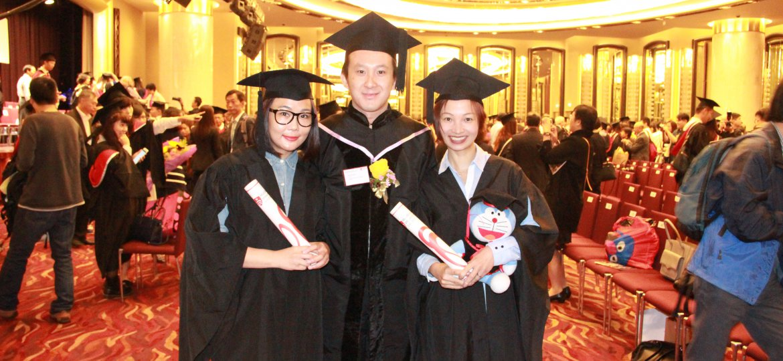Middlesex University graduation 2014_2