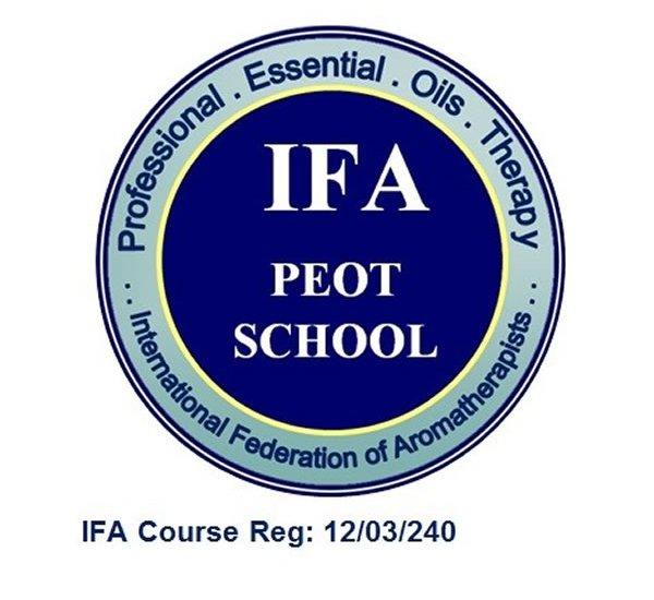 英國 IFA PEOT 專業精油治療師高級文憑課程